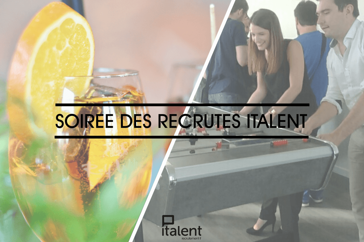 soiree recrutes afterwork IT